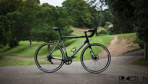 a6c86c54d65 There were a few bikes I had my eye on to purchase, and at the top of the  list was the Cannondale CAADX Disc 6 Tiagra.